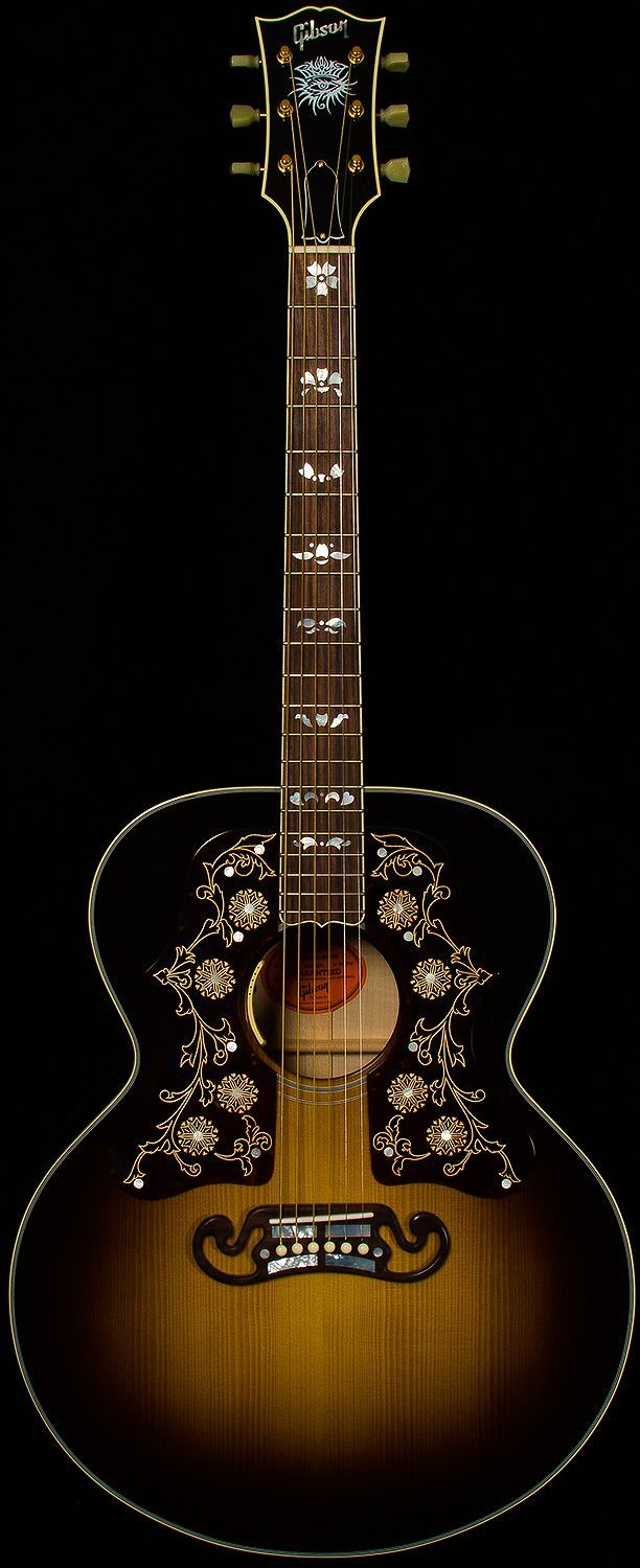 gibson - sj-200 bob dylan player's edition.