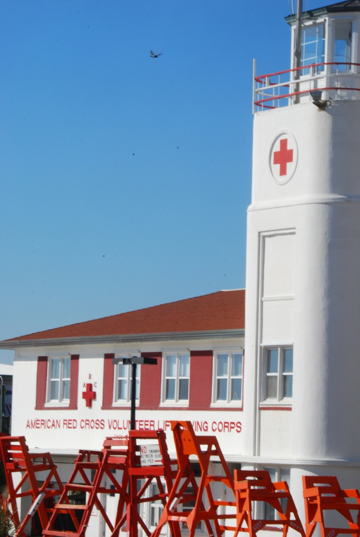 Lifeguard tower at jacksonville beach photo courtesy for American classic homes jacksonville