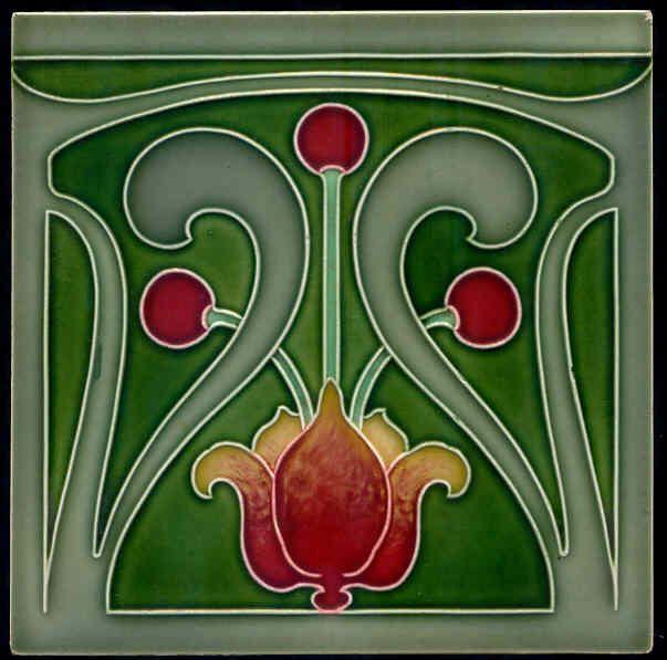 Oltre 25 idee originali per tavoli con piastrelle su for Arredamento art nouveau