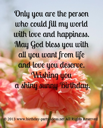 383 best birthdays images on pinterest anniversary cakes birthday may god bless you with all you want from life and love you deserve wishing you a shiny sunny birthday m4hsunfo