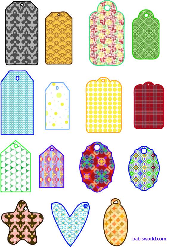 free tags coloridas em formato pdf
