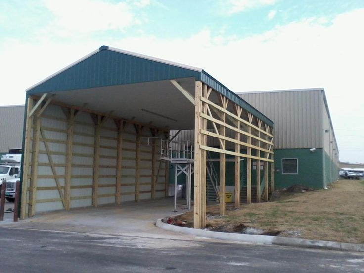 30x50x20 - Equipment Building www.nationalbarn.com