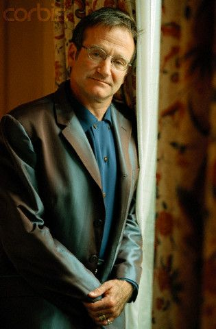 American Actor Robin Williams - 42-17290663 - Rights Managed - Stock Photo - Corbis