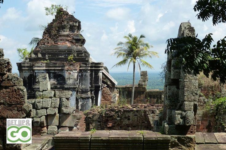 Ta Prohm Phnom Penh | Tonle Bati, Ta Prohm, Yeay Peau Temple, Prasat Neang Khmao ...