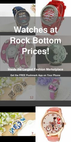 Buy & Sell Fashion in the largest mobile marketplace. Click image to get the free app now.