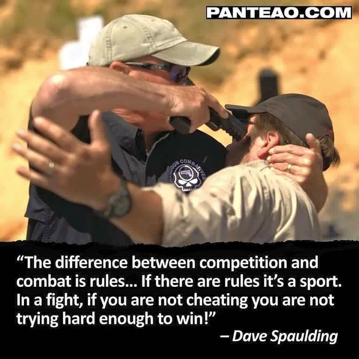 Summon this (or something like it) on amazon.com: http://amzn.to/1MnNAqJ Ive come under fire in the past for my training methods and the way I teach people to fight. There are no rules in a gun fight. And if you argue that there are youre either a competi