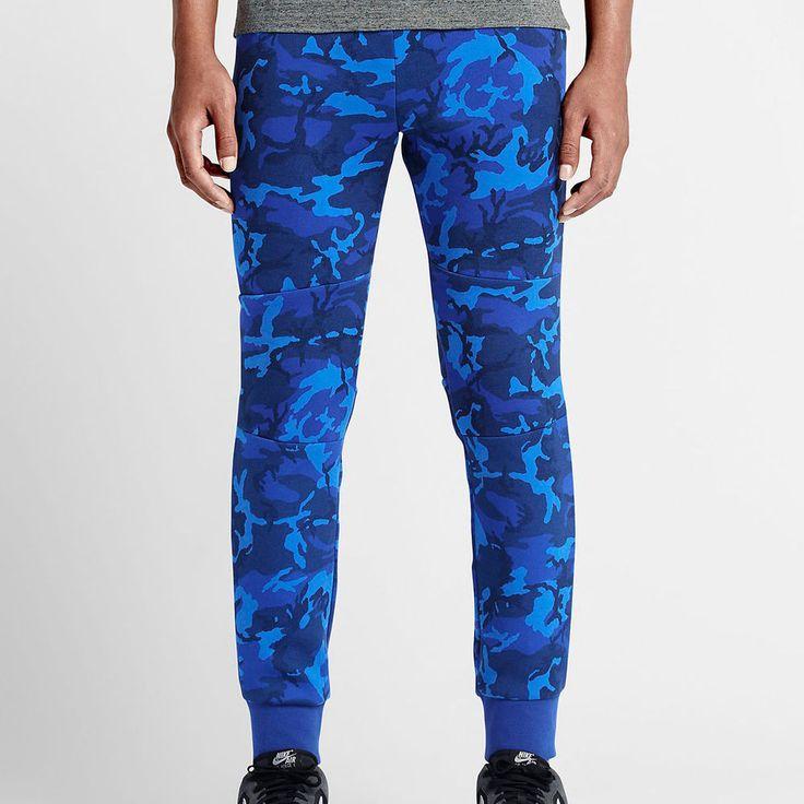 New nike mens tech fleece jogger tapered sweatpants 682852