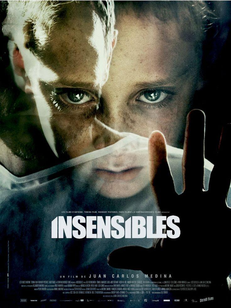 Insensibles. Film de Juan Carlos Medina (2012).