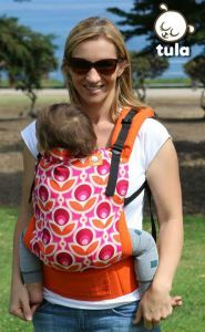 Summer Love Tula Baby Carrier