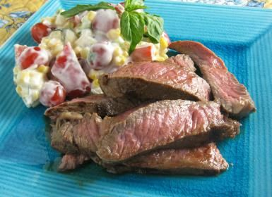 20 Tips On How to Grill Everything to Perfection: Simple Marinated Steak