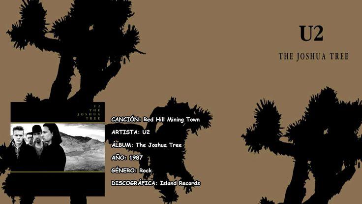 Red Hill Mining Town The Joshua Tree U2
