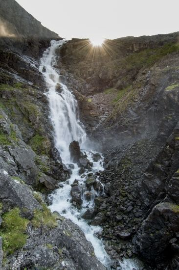 Stigfossen Falls, #Norway - the beauty of #NorthernEurope. #travel #discover #MedWayOfLife
