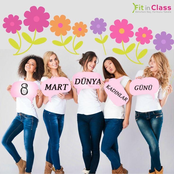 """""""8 Mart Dünya Emekçi Kadınlar Günü"""" Kutlu Olsun!"""