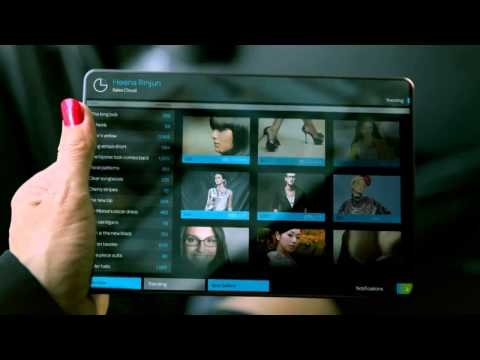 BlackBerry Concept Video: The Future Of Customer Experience
