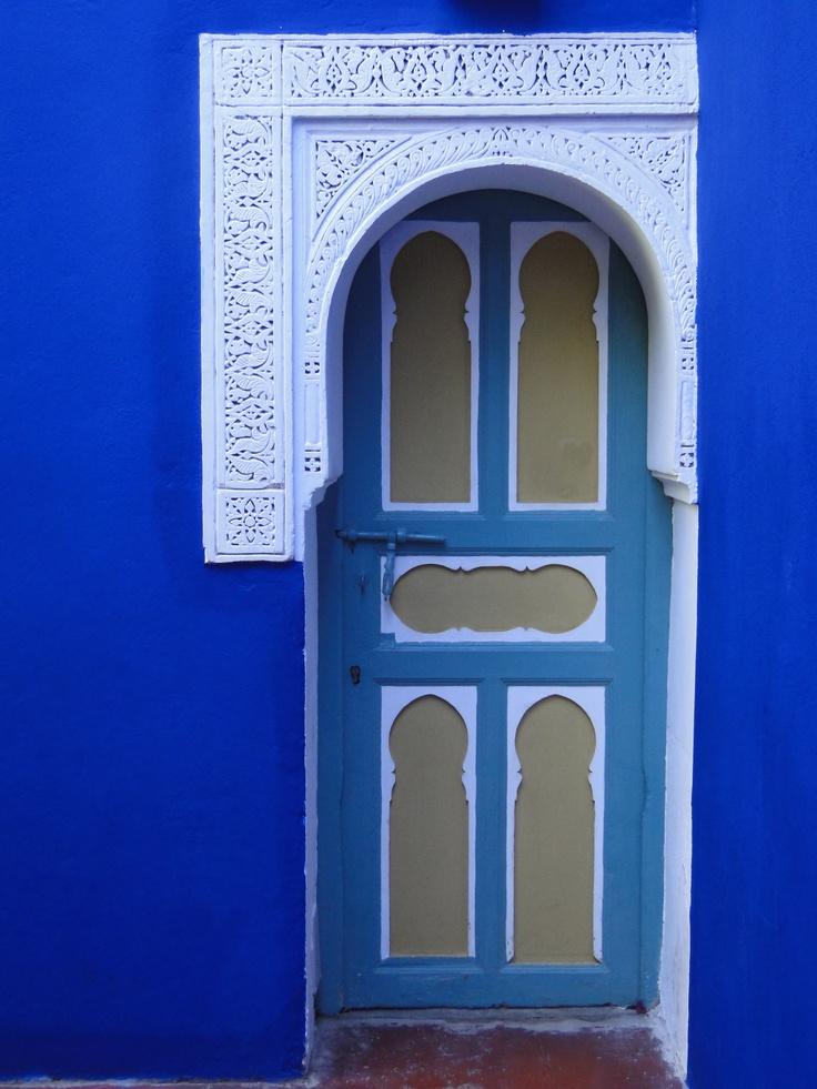 17 best images about c indigo klein majorelle on pinterest indigo cobalt blue and - Nicolas kleine architect ...