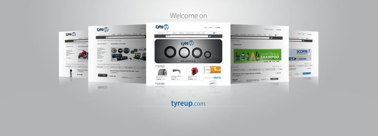 Online the first marketplace for Italy...   www.tyreup.com