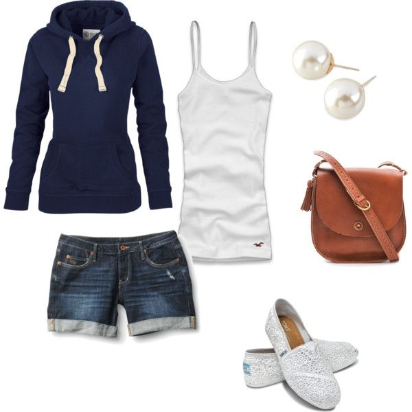 Cute! love casual comfy like this!