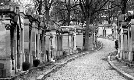 Visite du cimetière du Père Lachaise de 3h pour 2 ou 4 personnes dès 10 € avec les Amis et Passionnés du Père Lachaise