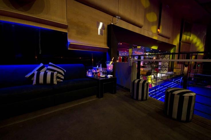 VIP Booth - Main Room