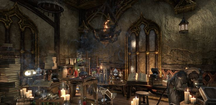 The Next big Elder Scrolls Online update will bring player housing to PS4 in early 2017 #Playstation4 #PS4 #Sony #videogames #playstation #gamer #games #gaming