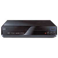 jWin Progressive Scan DVD Player (Black) (JD-VD143 / JDVD143)