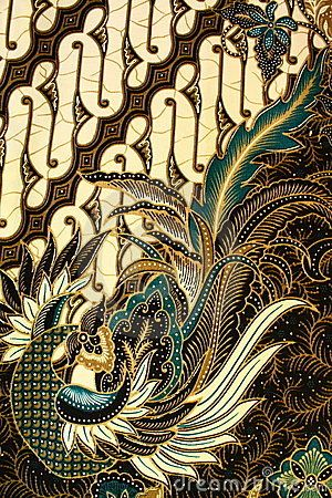 Batik, Traditional Indonesian Pattern | Yogyakarta, Indonesia, #SouthEast #asia