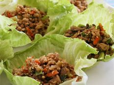 San choy bau recipe- TODAY cook Julie Goodwin whips up a great summer meal.