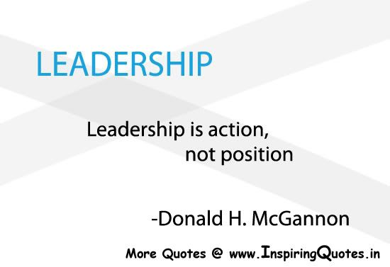 Leadership Quotes in Hindi and English - Famous Leadership Quotes, Thoughts