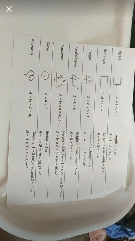teas exam math formulas to memorize Nursing school