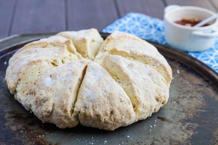 Damper (Australian Soda Bread) (2 of 3)