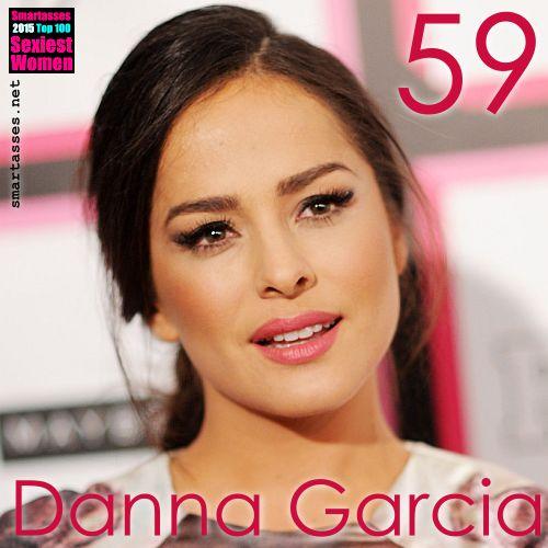 Danna Garcia - Smartasses Magazine 2015 Top 100 Sexiest Women Alive
