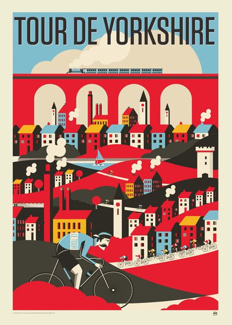 Tour de Yorkshire By Neil Stevens | NEIL STEVENS WORDS & PICTURES