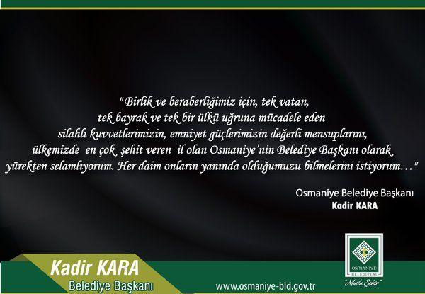 Osmaniye Belediyesi (@osmaniyebld) | Twitter