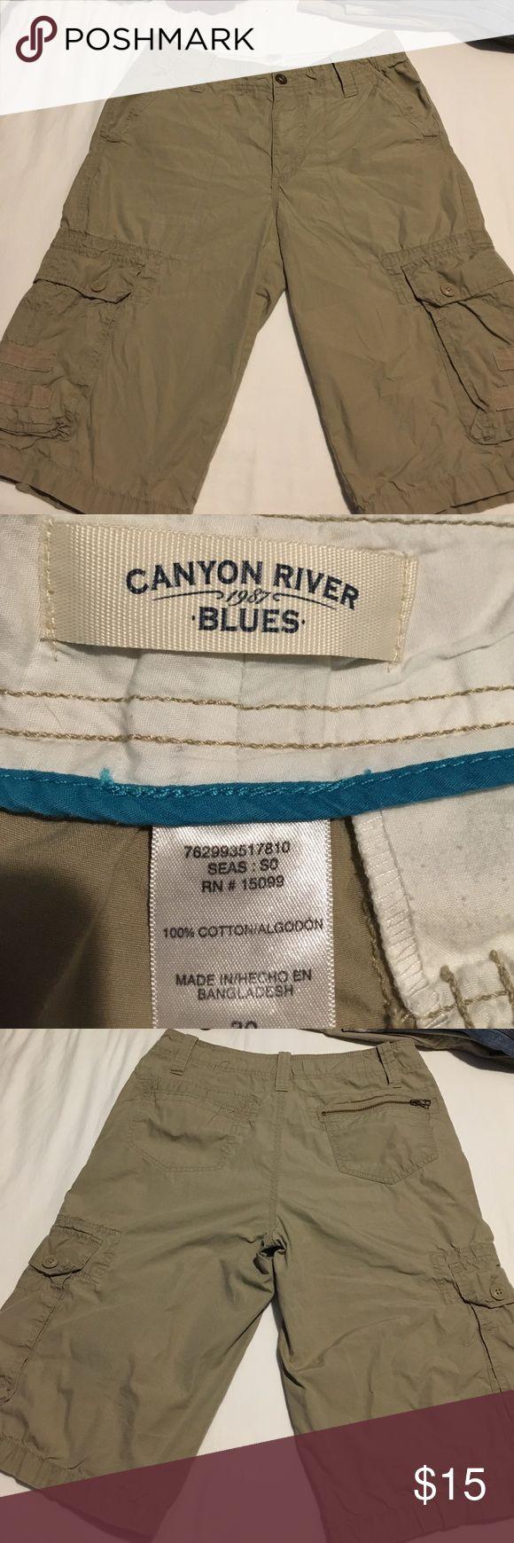 Canyon River Blues long cargos 30 w Canyon River Blues long cargos 30 w Canyon River Blues Shorts Cargo
