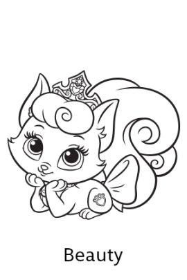 disneys princess palace pets free coloring pages and printables skgaleana - Free Coloring Pages Of Disney Characters