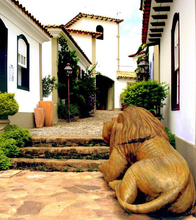 Tiradentes, Minas Gerais Brasil