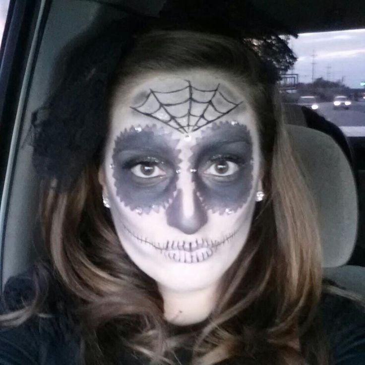 Sugar Skull Halloween 2013