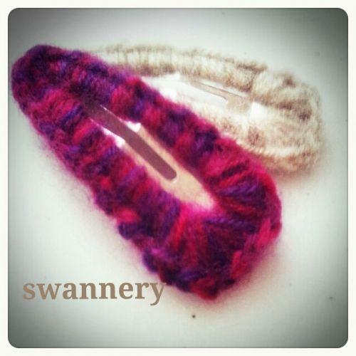 スリーピンの冬支度☆の作り方 編み物 編み物・手芸・ソーイング   アトリエ