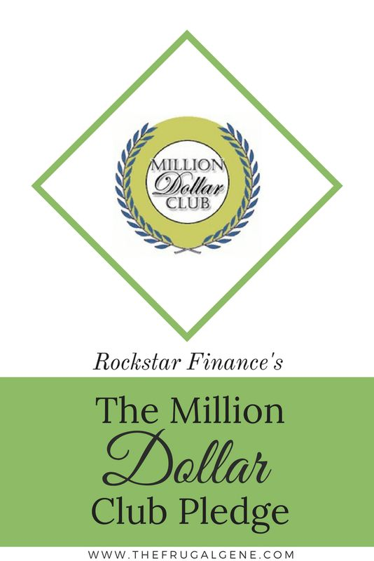 Hey, who doesn't want to be a millionaire?  This is a response to J$'s Million Dollar club!