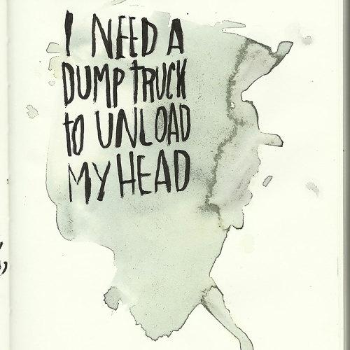 Dump Truck Baby by Josh LaFayette