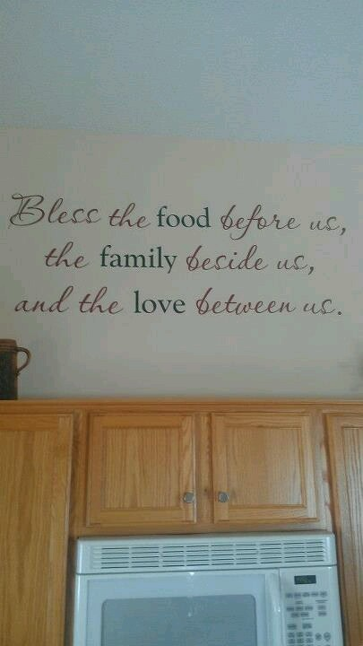 Kitchen Idea Love This Kitchen Quote Idea Quotes Pinterest Kitchen Quotes I Want And Words