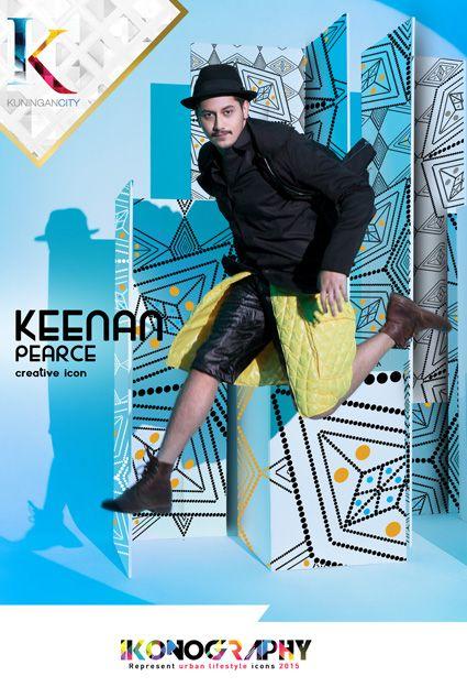 Keenan Pearce Creative Icon