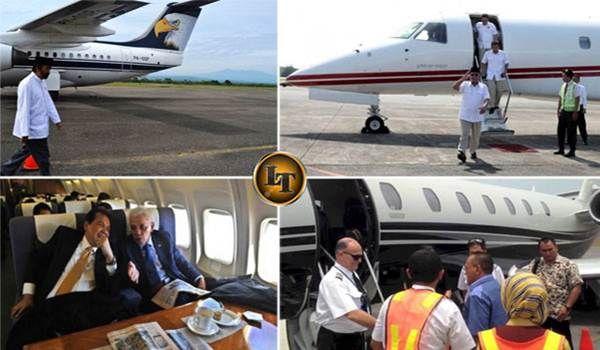 Inilah 5 Orang Terkaya Indonesia Yang Punya Pesawat Sendiri Keren ya !