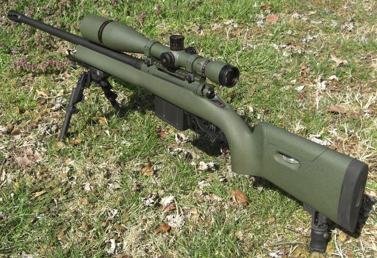 Savage 100FCP HS Precision .300 Win Mag - Mike Dooley Designs