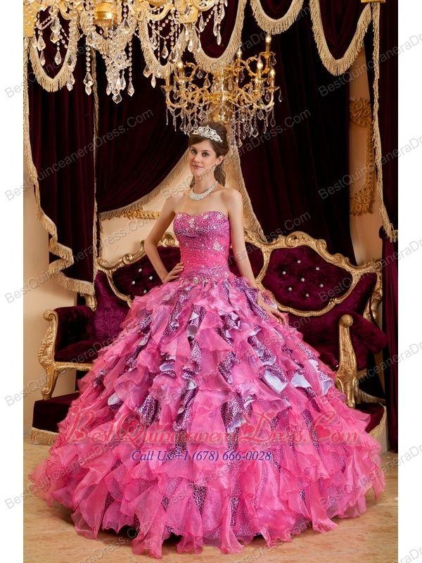 24 best Vestidos de 15 images on Pinterest | Cute dresses, Quince ...