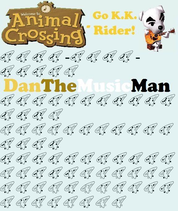 Cc rider animals tab