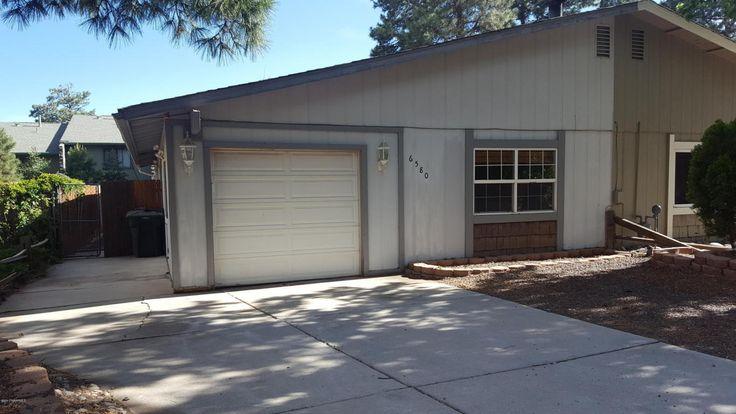 6580 N Snowflake Dr, Flagstaff, AZ 86004. 3 bed, 1 bath, $210,000. Cute townhome in Fla...