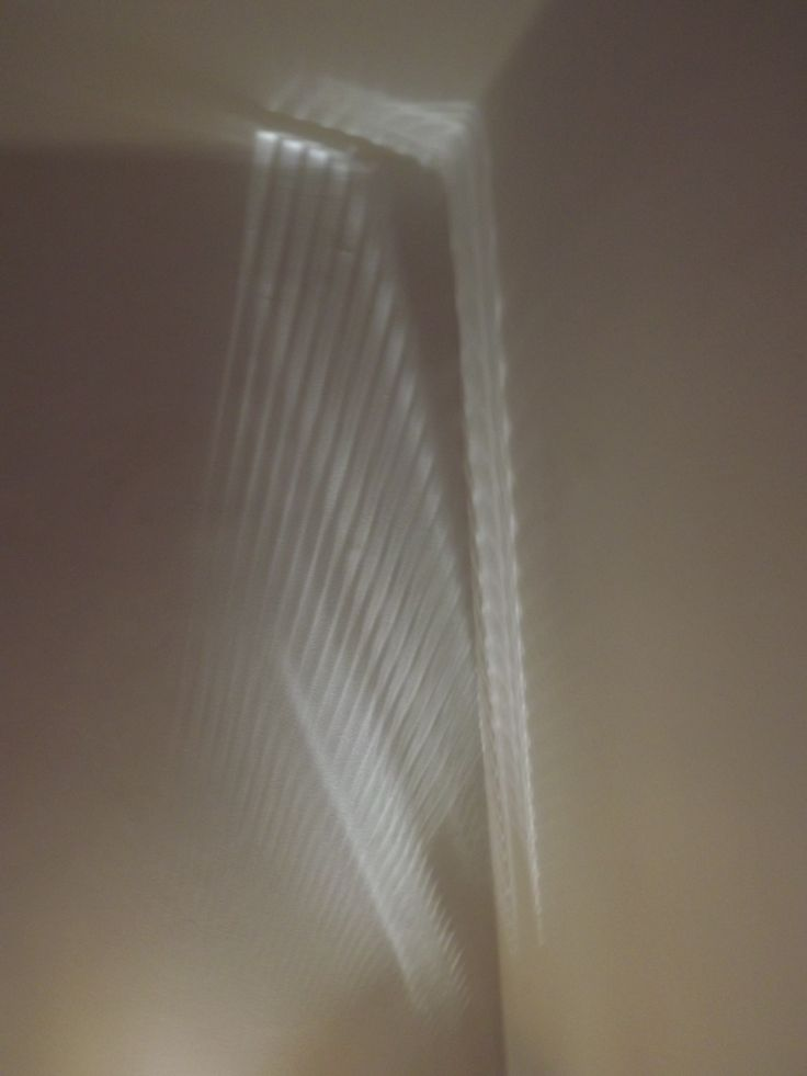 light on my wall