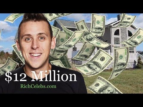 Roman Atwood Net Worth 2017, House Price and How Much He Makes Each Month - YouTube