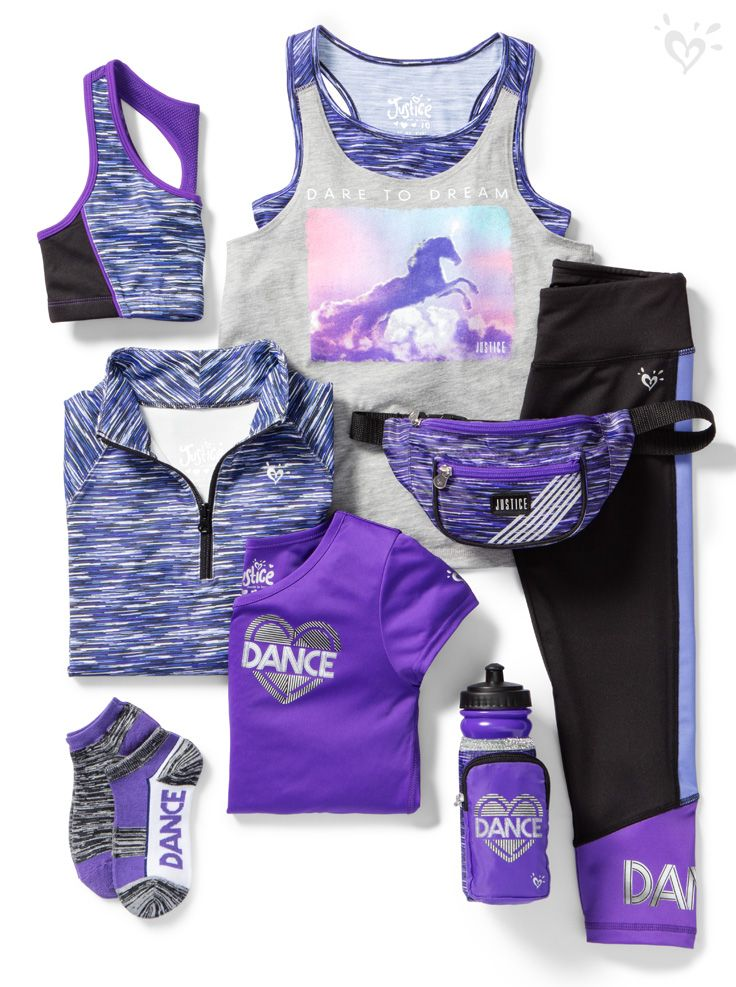 Wild about dance? Then you'll leap for joy over our exclusive collection of dance gear and accessories!